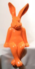 Hase Kantenhocker, orange